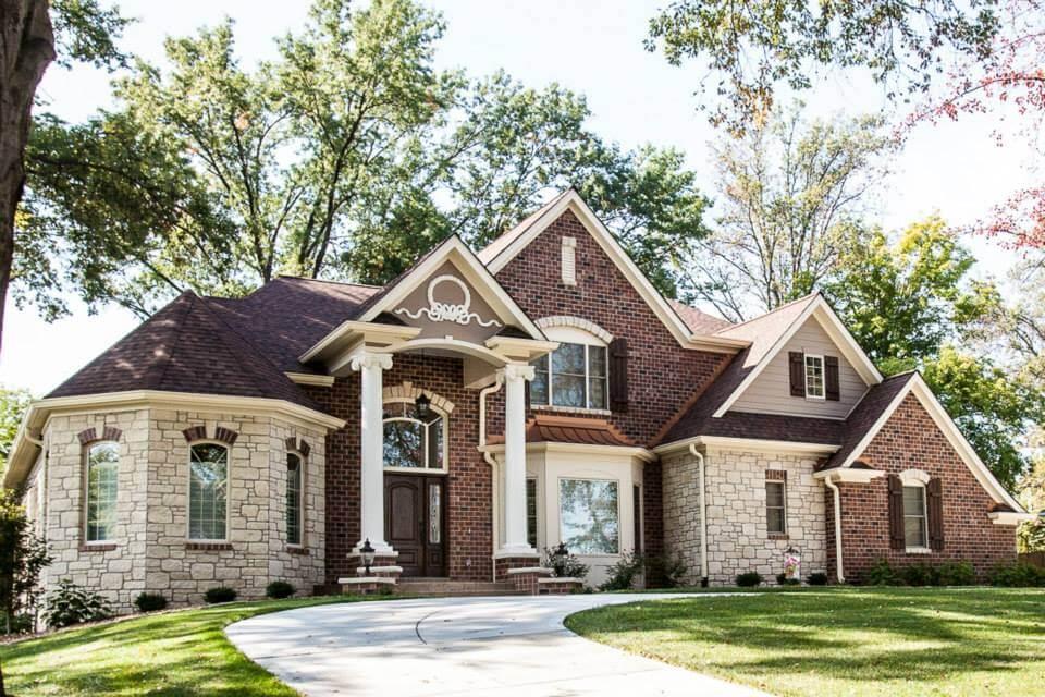 Hibbs Homes Tour Our St Louis Custom Homes 15