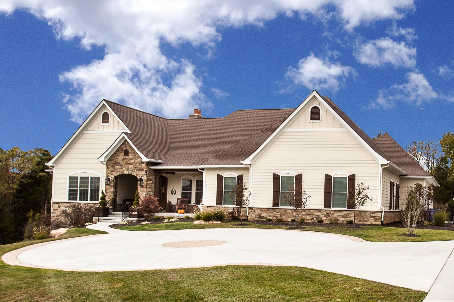 Hibbs Homes Tour Our St Louis Custom Homes 38