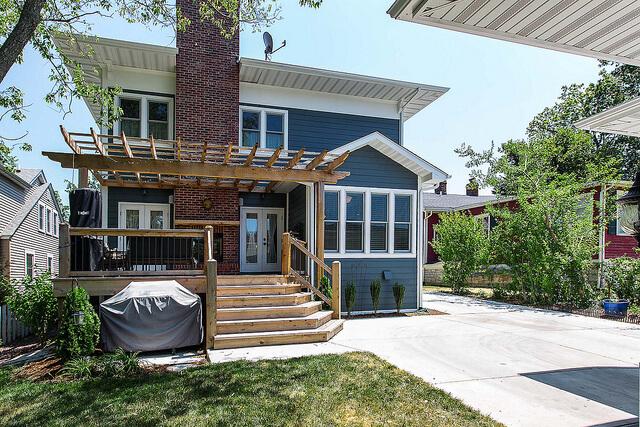 Hibbs Homes Custom Infill Home in Kirkwood, MO 29