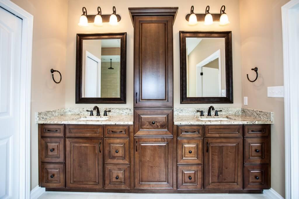 Custom Home Bathroom Chesterfield Missouri