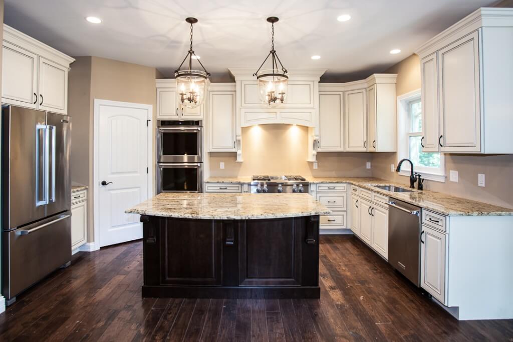 Custom Home Design Kitchen Chesterfield