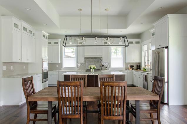 Kirkwood Kitchen New Home