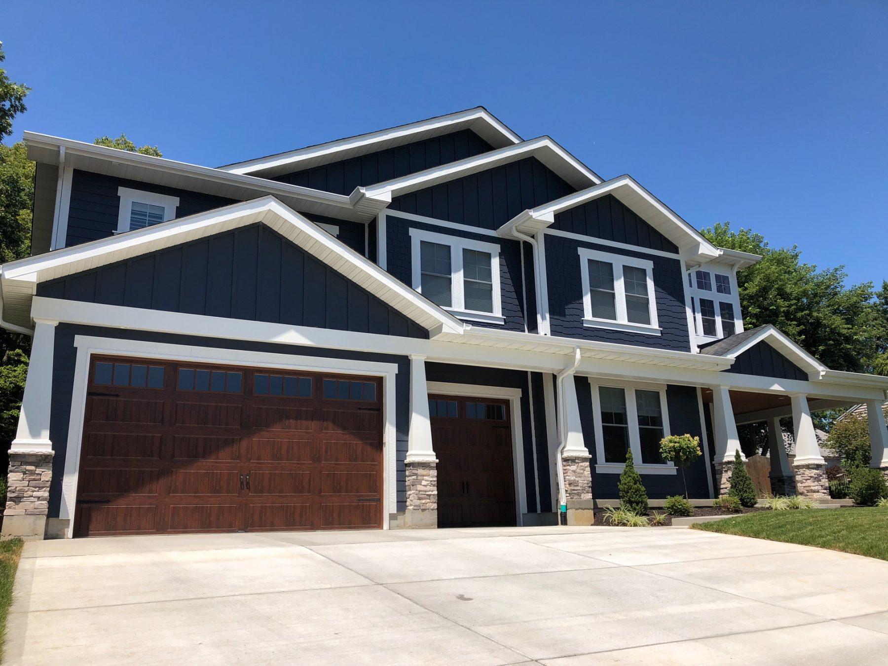 McCarthy Exterior New Home Kirkwood