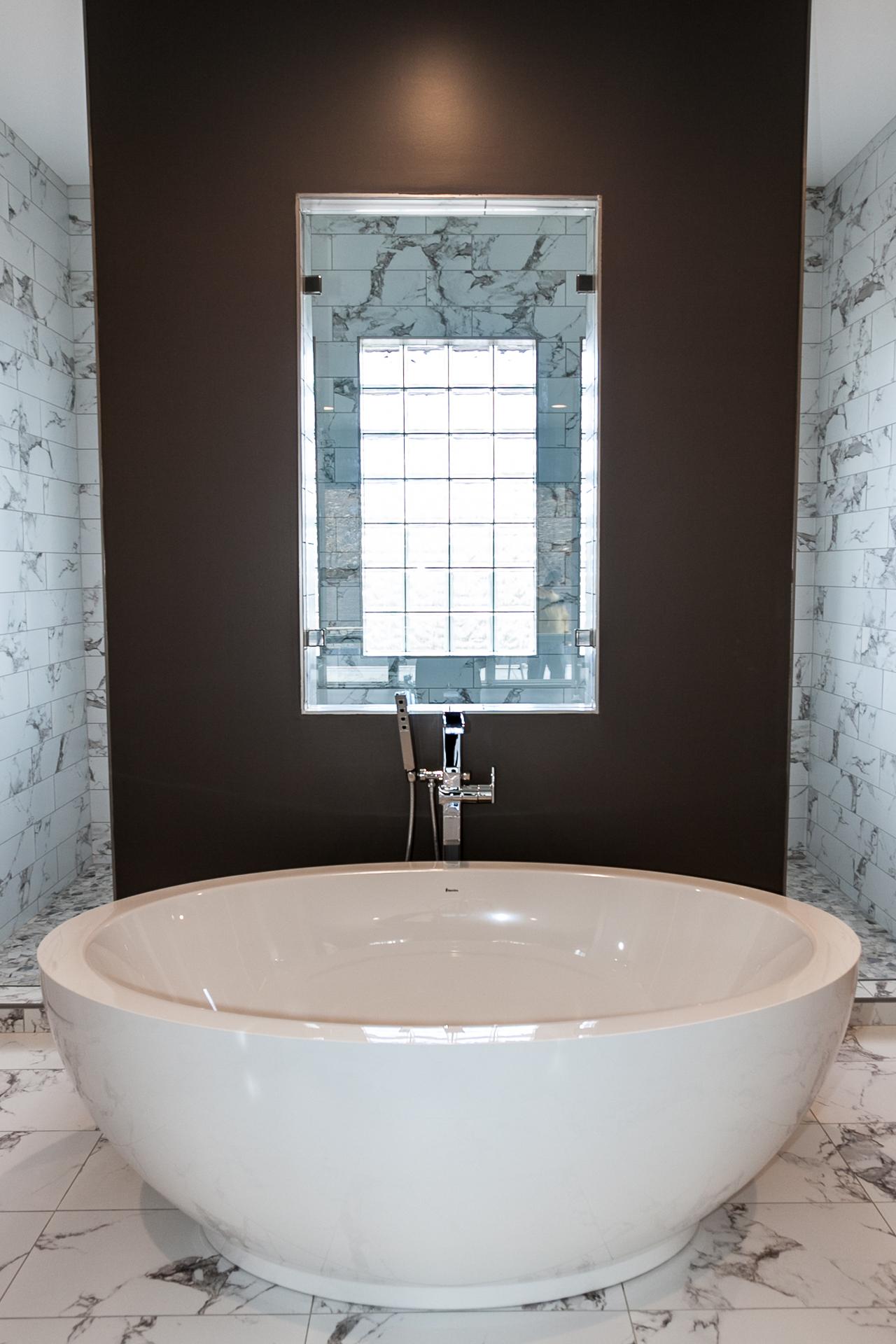 Master Bathroom Wildwood Missouri Luxury New Construction Home