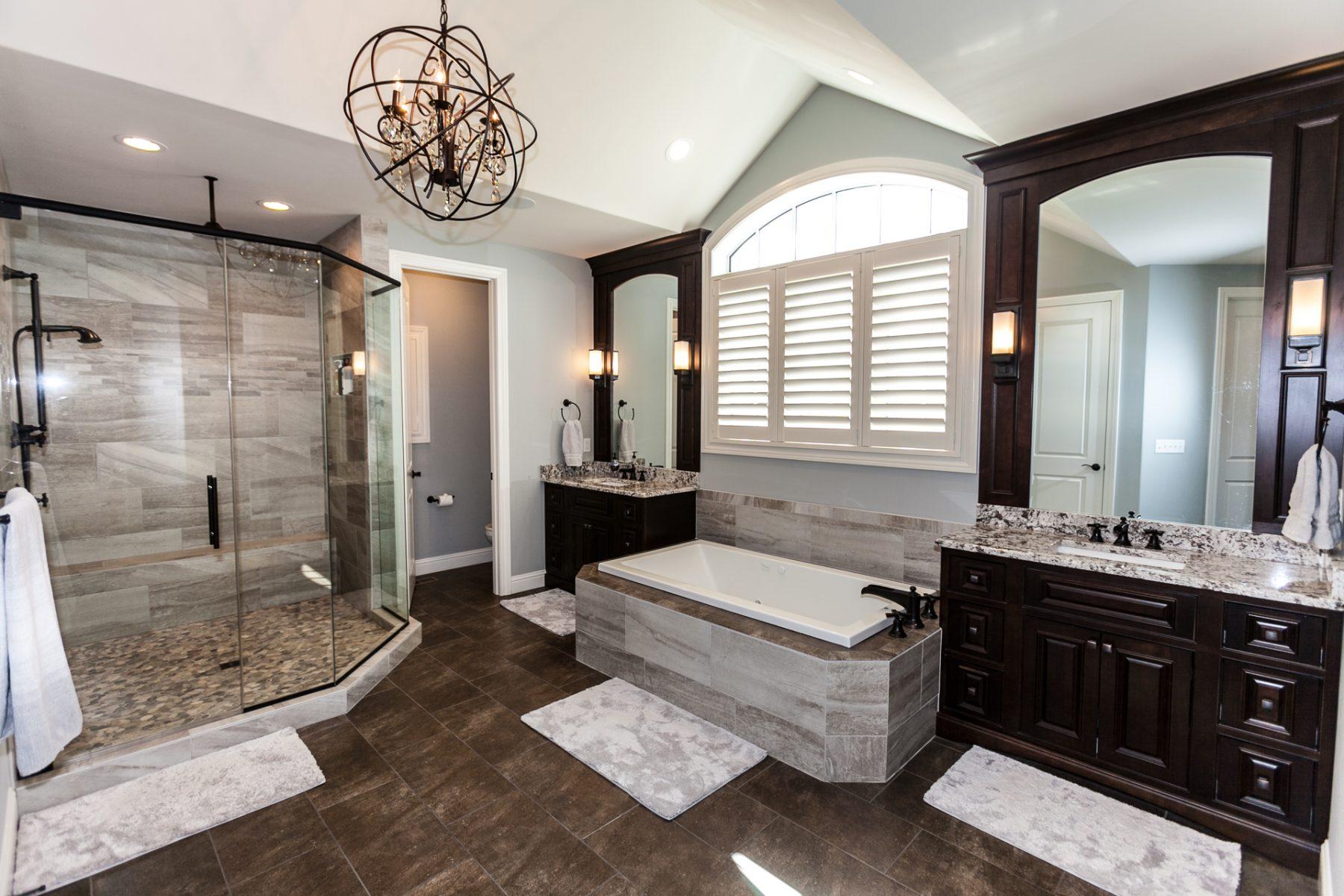 Master Bathroom Bedroom Suite Eureka New Construction Home