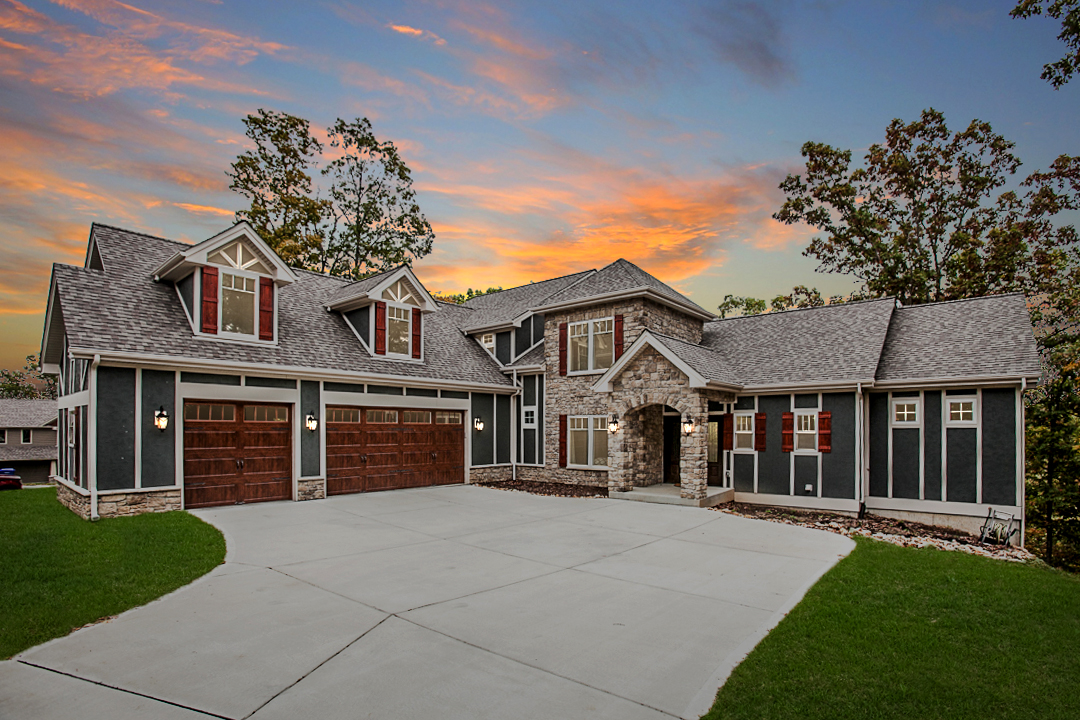 Ballwin Missouri Custom Home Builder