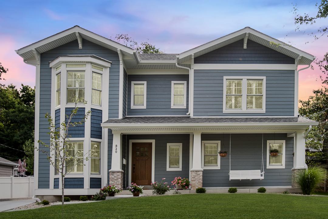 Kirkwood Custom home Builder St Louis Design Build New Construction Hibbs Homes Guyer