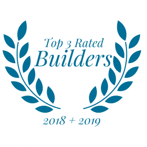 Top 3 Rated Builders logo