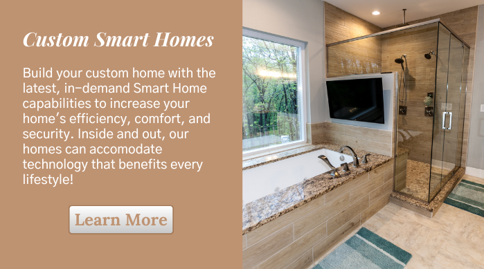 Custom Smart Homes Built in Salt Lake County