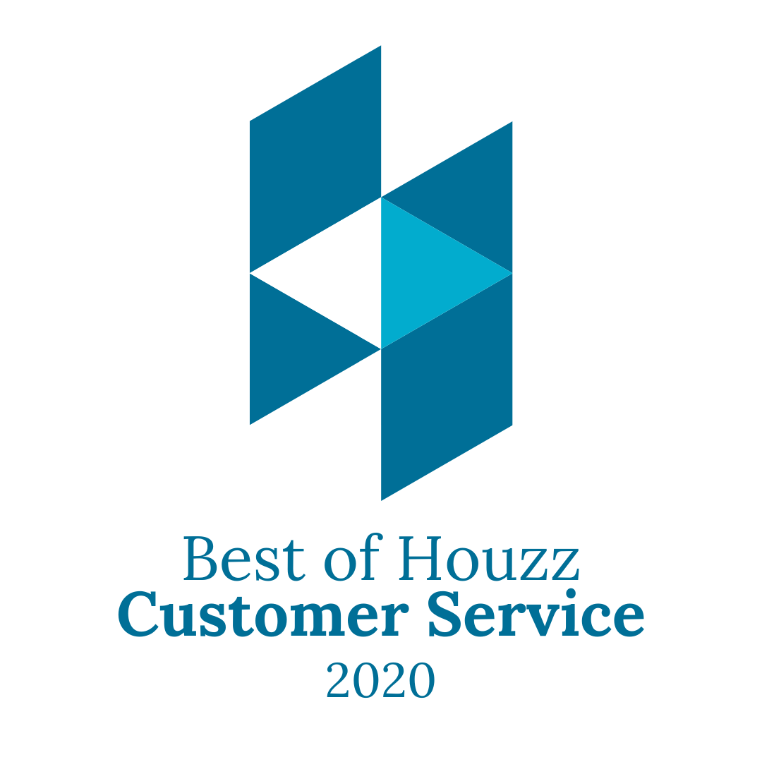 Best of Houzz 2020 Customer Service Award