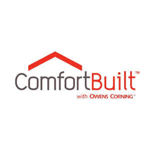 ComfortBuilt by Owen Corning logo