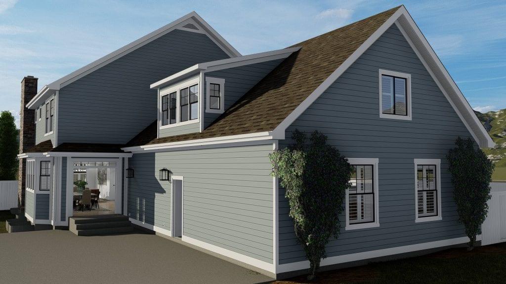 Calders Cottage Exterior03