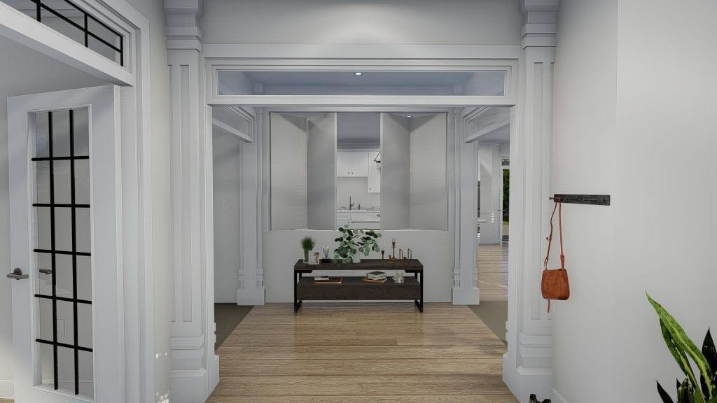 Calders Cottage Interior01