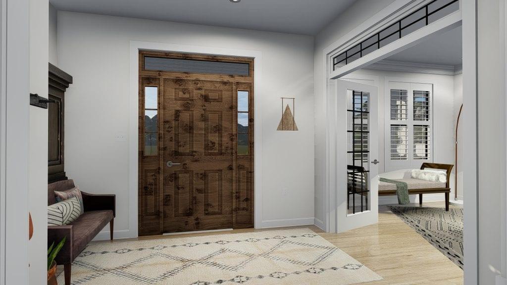 Calders Cottage Interior05
