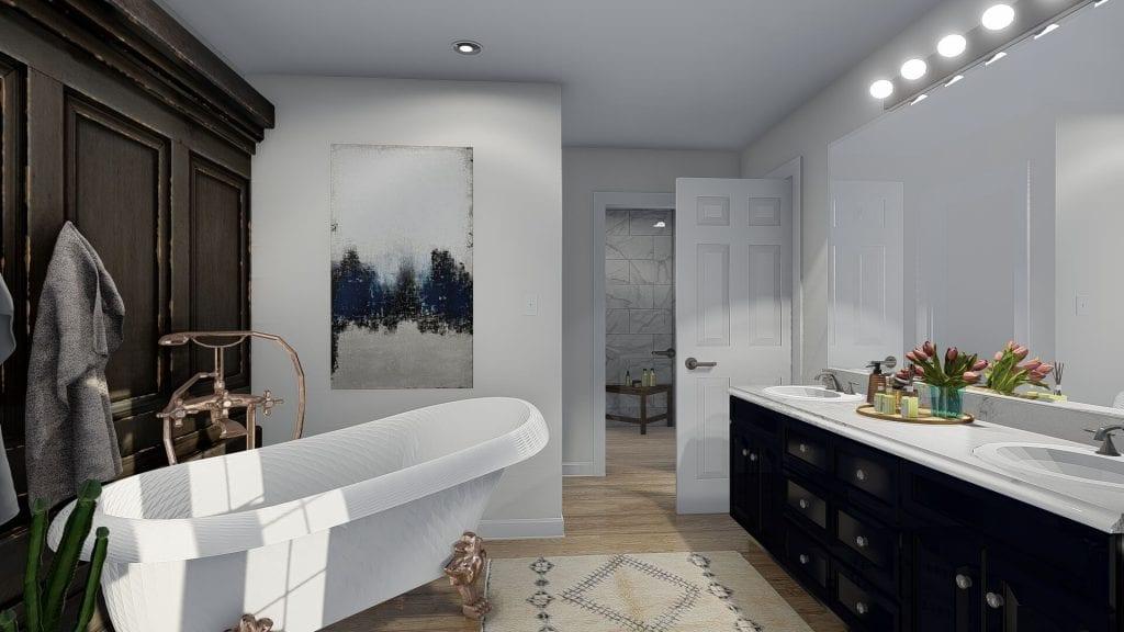 Calders Cottage Interior32