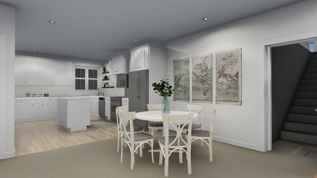 Calders Cottage Interior38