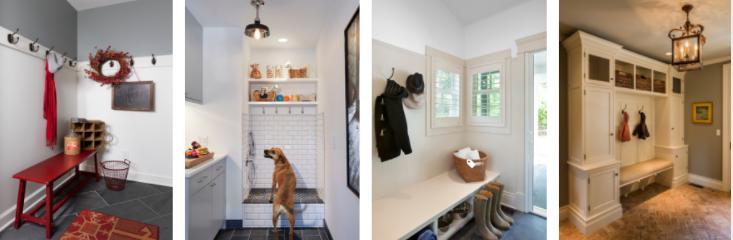 Dog Wash Stations and Mud Rooms Home Builder Salt Lake City Utah St Louis Missouri