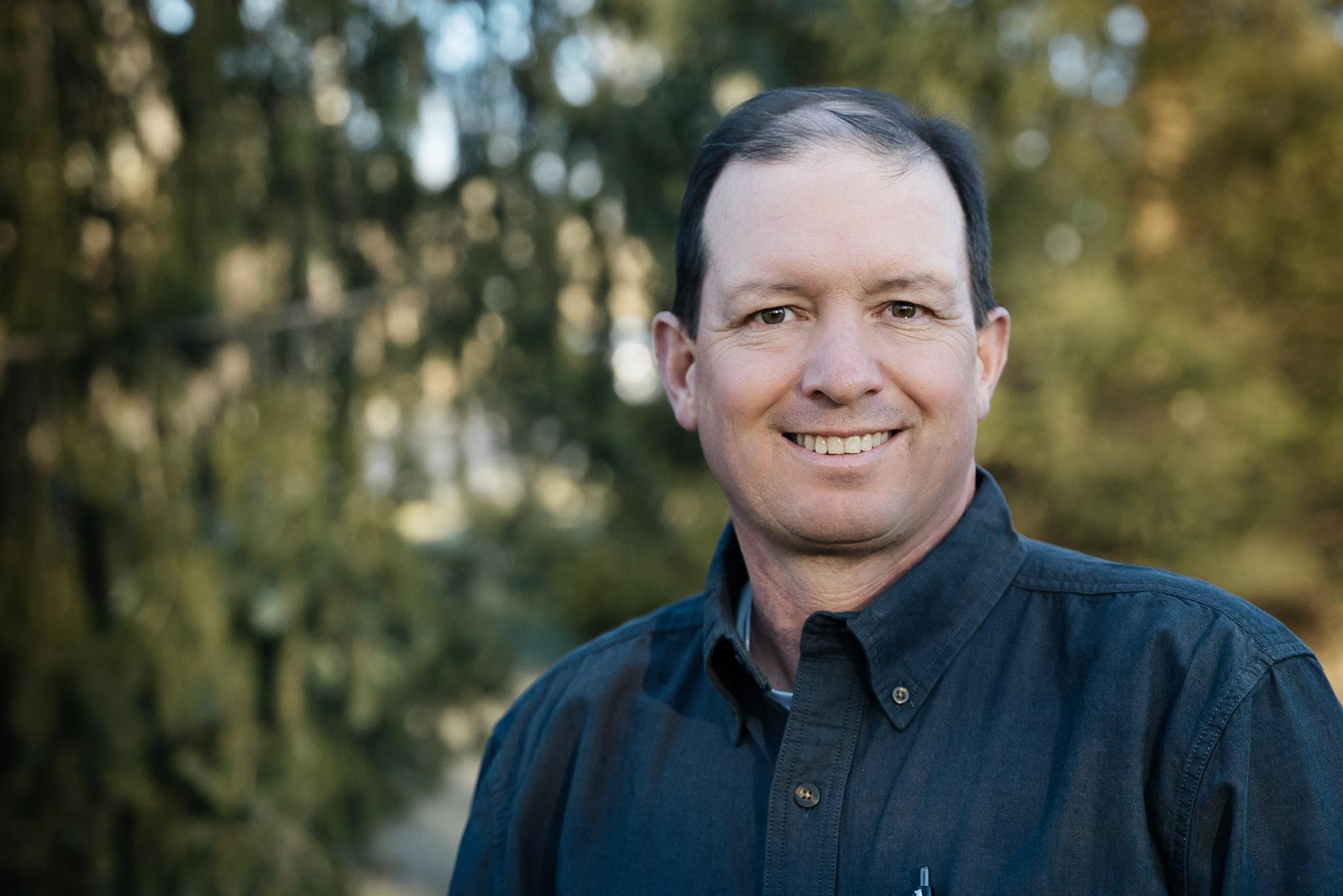 Director of Construction Chris Pedigo