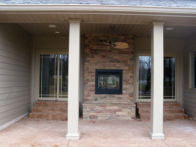 Outdoor-Fireplace-Chesterfield-Missouri-Custom-Construction-